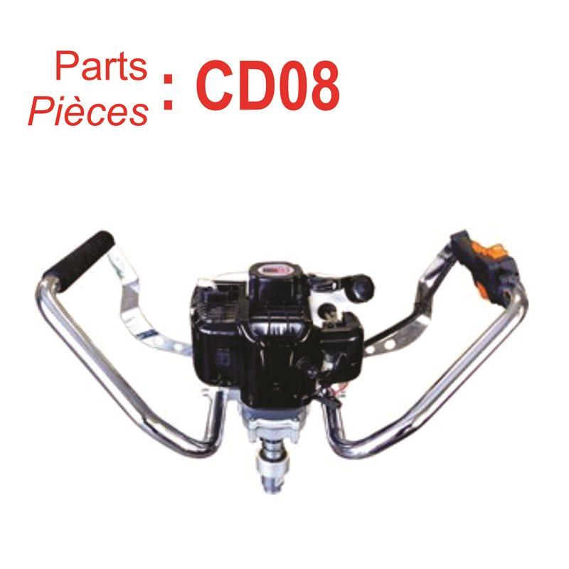 CD08 Parts