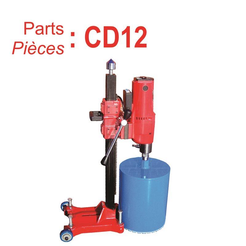 CD12 Parts