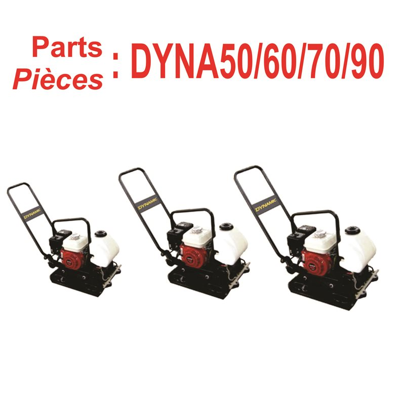 DYNA50/60/70/90 Parts