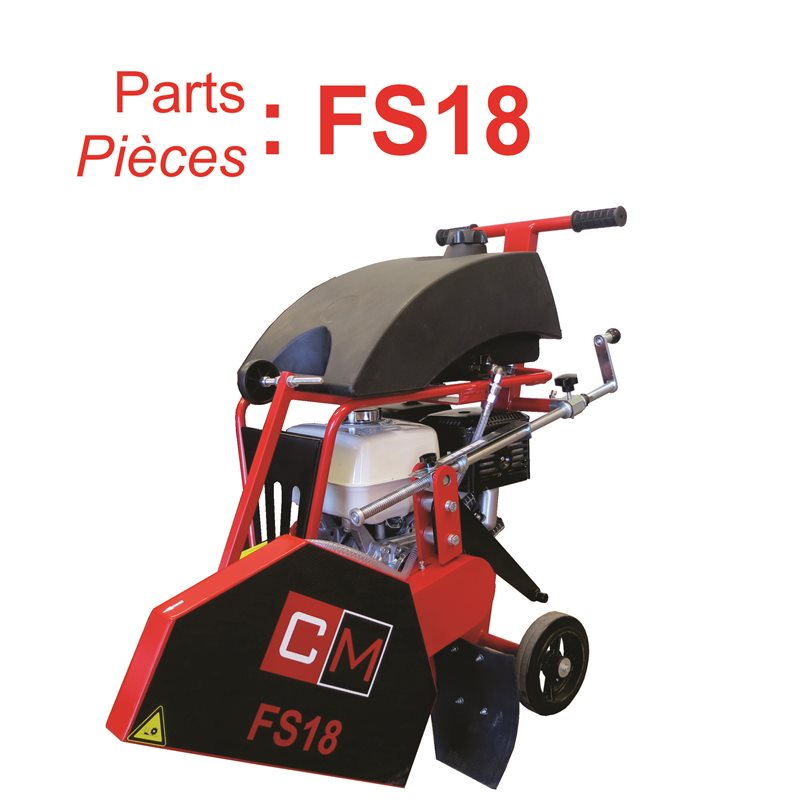 FS18 Parts