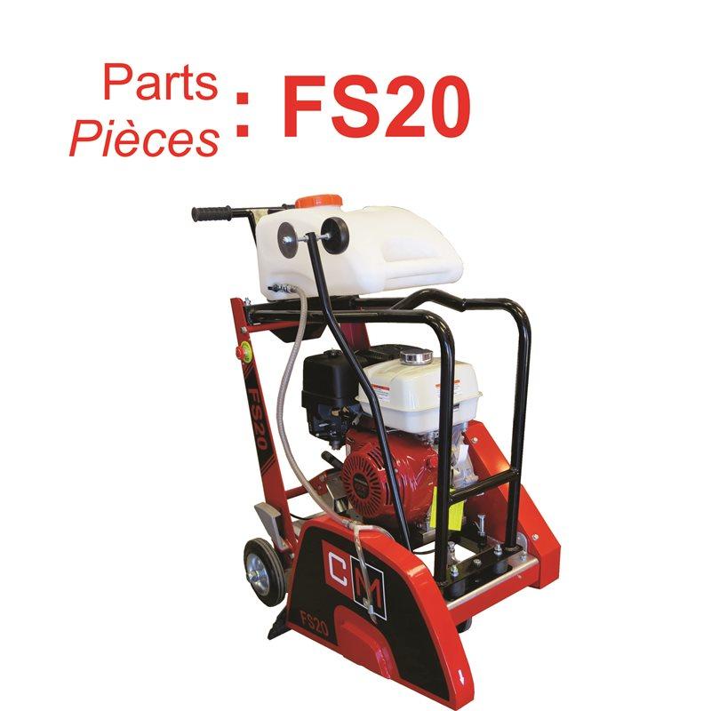 FS20 Parts