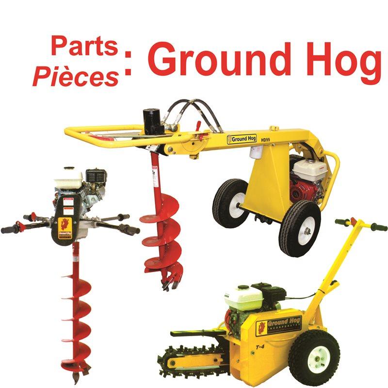 Ground Hog Parts
