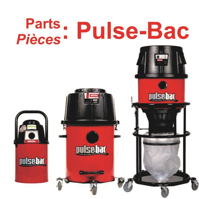 Pulse-Bac Parts