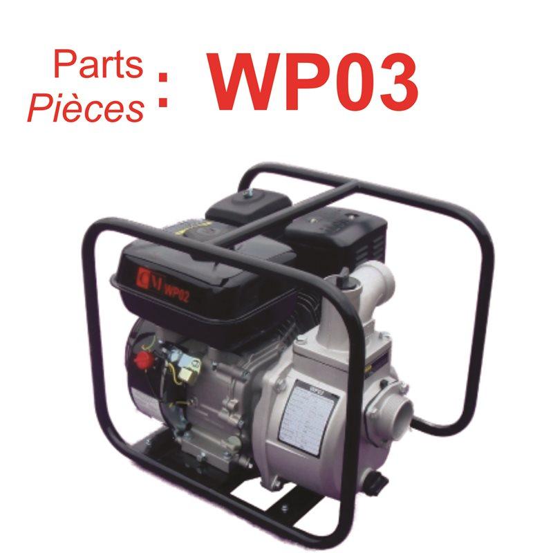 WP03 Parts