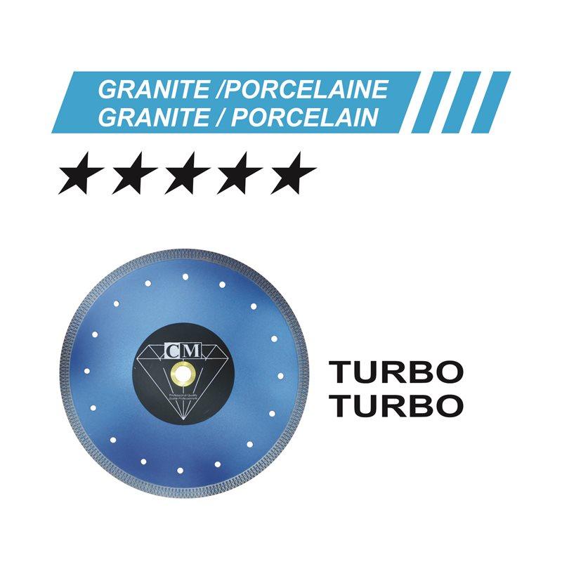 Turbo-GranitePorcelain