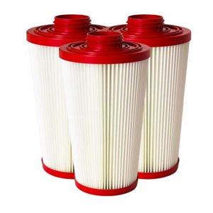 HEPA Certified Filters 1000 / 2000 Series (set of 3)