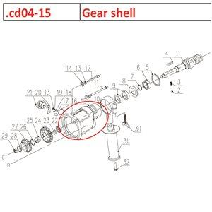 Gear shell