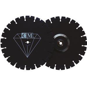 """Lame Diamantée 9"""" pour Cut-N-Break - qualité Super Plus"""