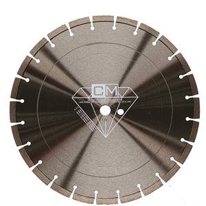 "14"" x 20mm / 1"" diamond blade for Granite - Pro quality"