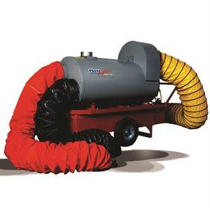IDH-400 HEATER OIL / DIESEL (QR)