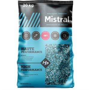 Mistral High Performance Ice Melter, 1120kg (56 bags)