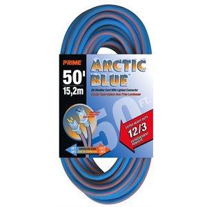 50ft, 12 / 3 SJEOW ARCTIC w / Primlok