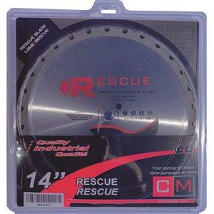 """14"""" x 1"""" carbide blade for Rescue"""