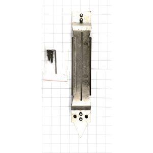 """Skid Plate for 06""""x0.090"""" grreen concrete blade"""