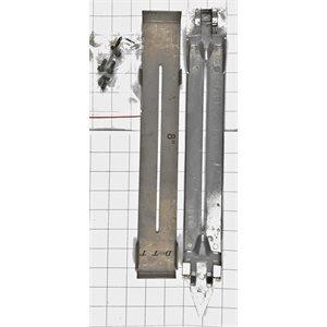 """Skid Plate for 10""""x0.125"""" grreen concrete blade"""