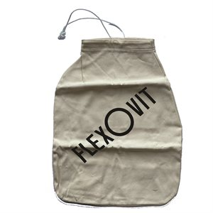 Standard size bag with side intake. Fits most drum sanders.