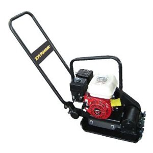 """65 kg, 14""""x21"""" plate compactor with Honda motor"""