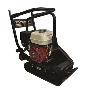 """65 kg, 14""""x21"""" Foldable plate compactor with Honda GX160"""