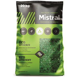 Mistral Eco Efficient Ice Melter, 1120kg (56 bags)