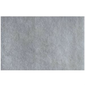 "12"" x 18"" Floor pad ""Thick"" White"