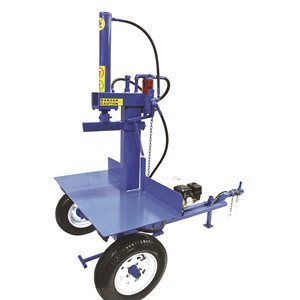 Wood Splitter with Hwy kit (suspension & lights), 28T, GX200